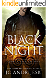 Black As Night: Quentin Black Paranormal Mystery #2 (Quentin Black Mystery)