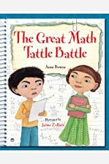 The Great Math Tattle Battle Kindle Edition