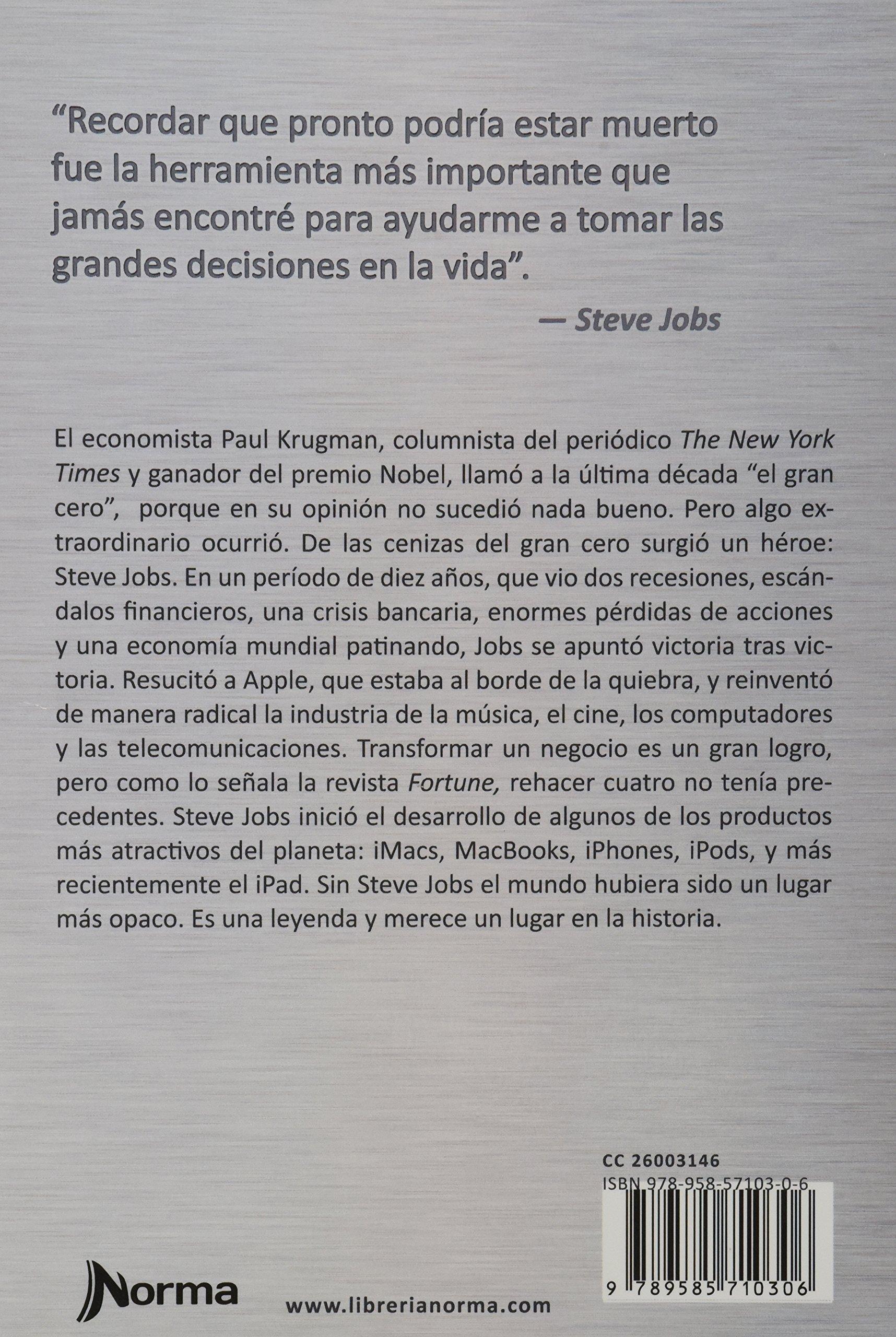 Los secretos de Steve Jobs (Spanish Edition): Carmine Gallo ...