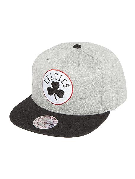 low priced 0b727 58c88 ... coupon for mitchell ness snapback cap nba boston celtics heather e4be1  71785