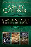Captain Lacey Regency Mysteries Volume Four