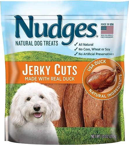 Nudges Duck Jerky Dog Treat