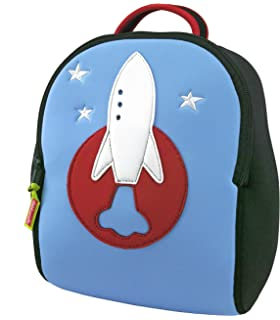 Amazon.com  Dabbawalla Bags Out of this World Rocket Kids  Insulated ... 7bf1c7119e720