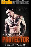 Their Protector: An MC Outlaw Halloween Romance