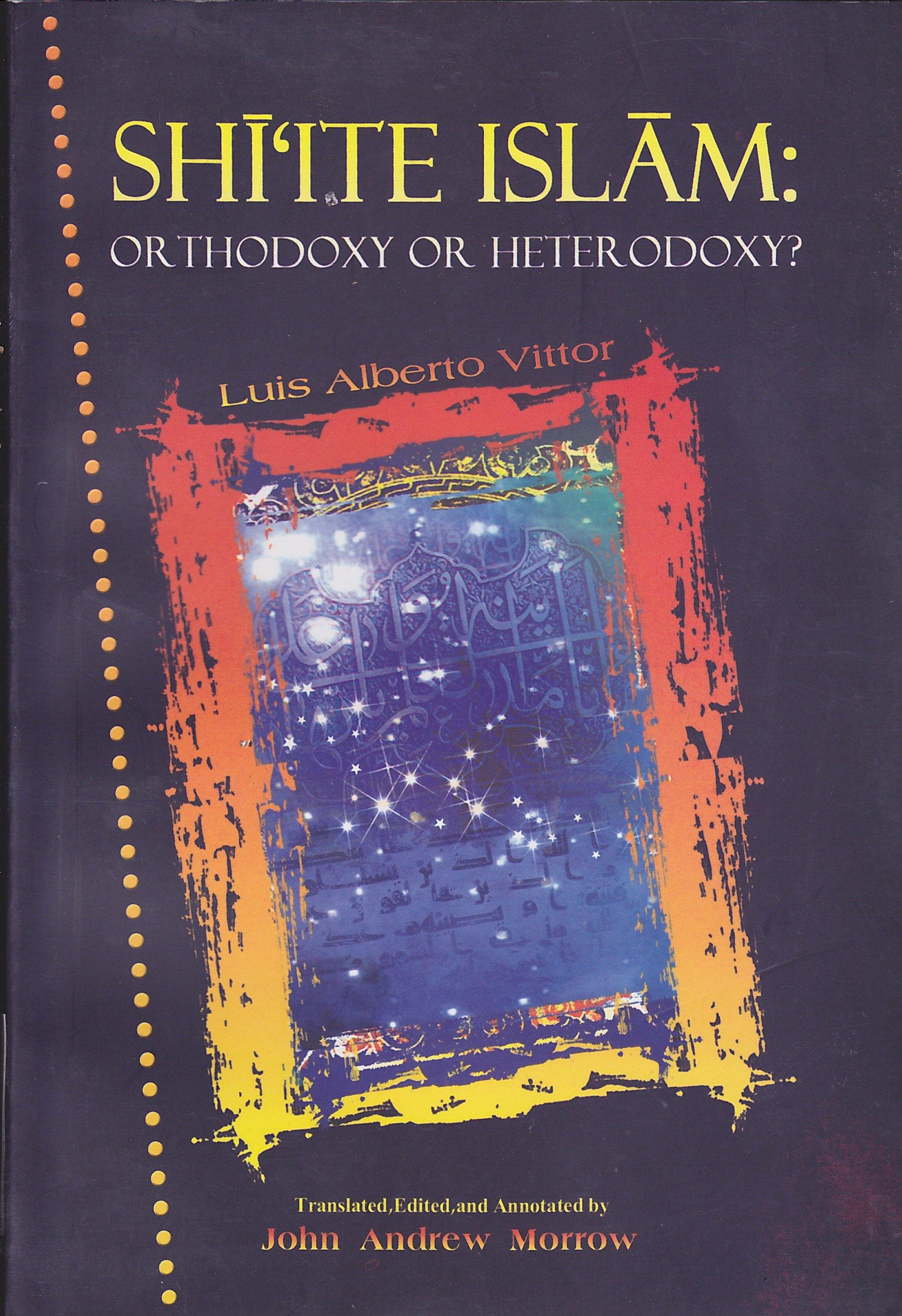 Image result for ORTHODOXY OR HETERODOXY VITTOR
