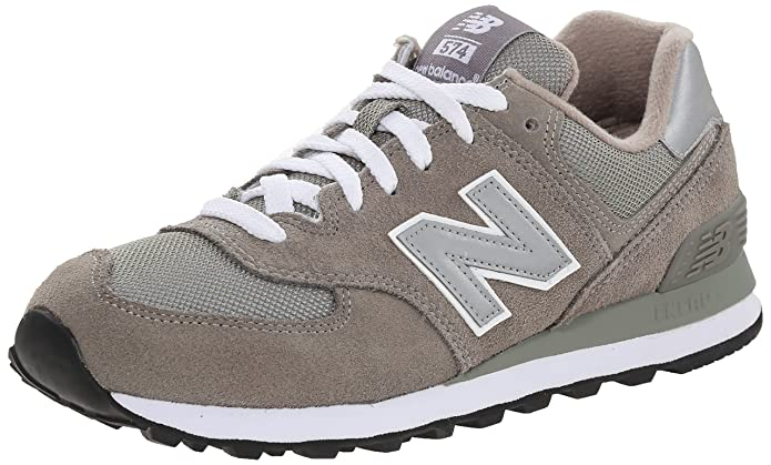 womens gray new balance 574