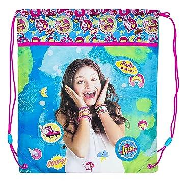Bolsa de deporte Gym soy Luna Disney - 44 x 37 cm - A009 ...