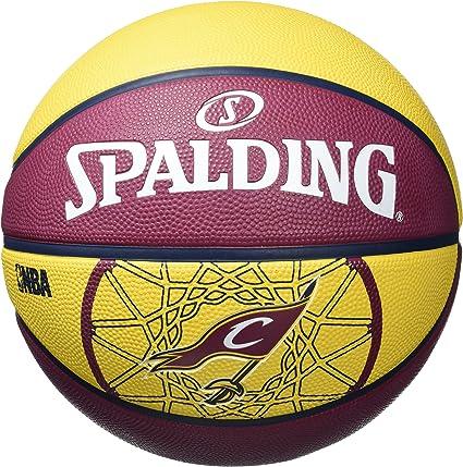 Spalding Cleveland Cavaliers - Pelota de Baloncesto, Color ...