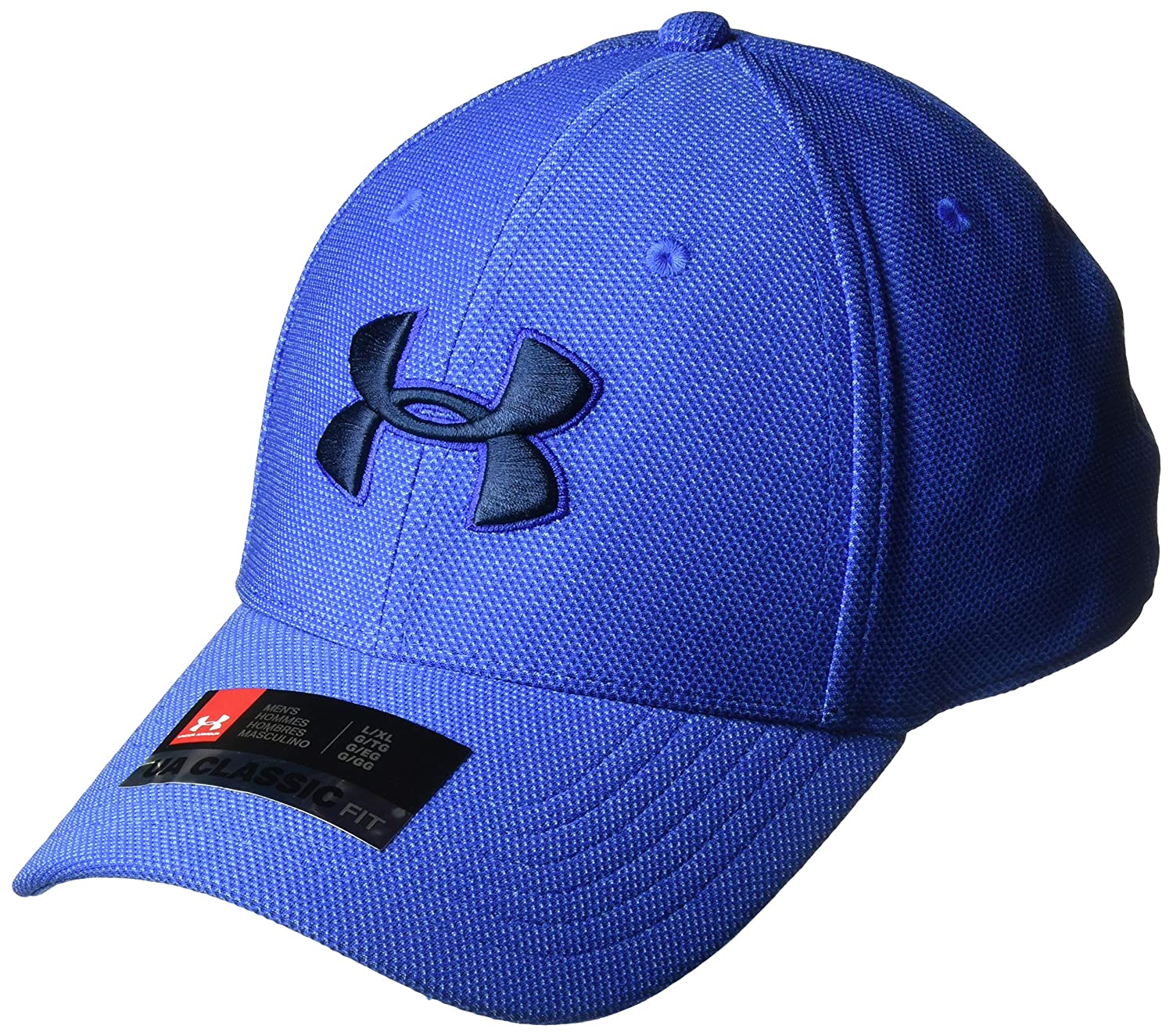Under Armour Childrens Boys Heather Blitzing 3.0 Cap