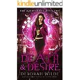 Death & Desire: A Snarky Urban Fantasy Detective Series (The Jezebel Files Book 2)