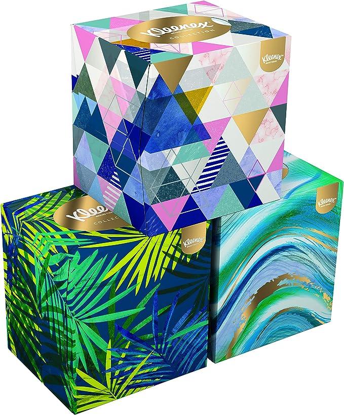 Kleenex Collection Pañuelos Faciales - 56 Unidades: Amazon.es ...