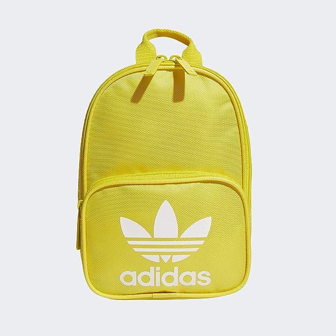 adidas Originals Santiago Mini mochila para mujer, Mujer, Mochila, 977343, amarillo, talla única
