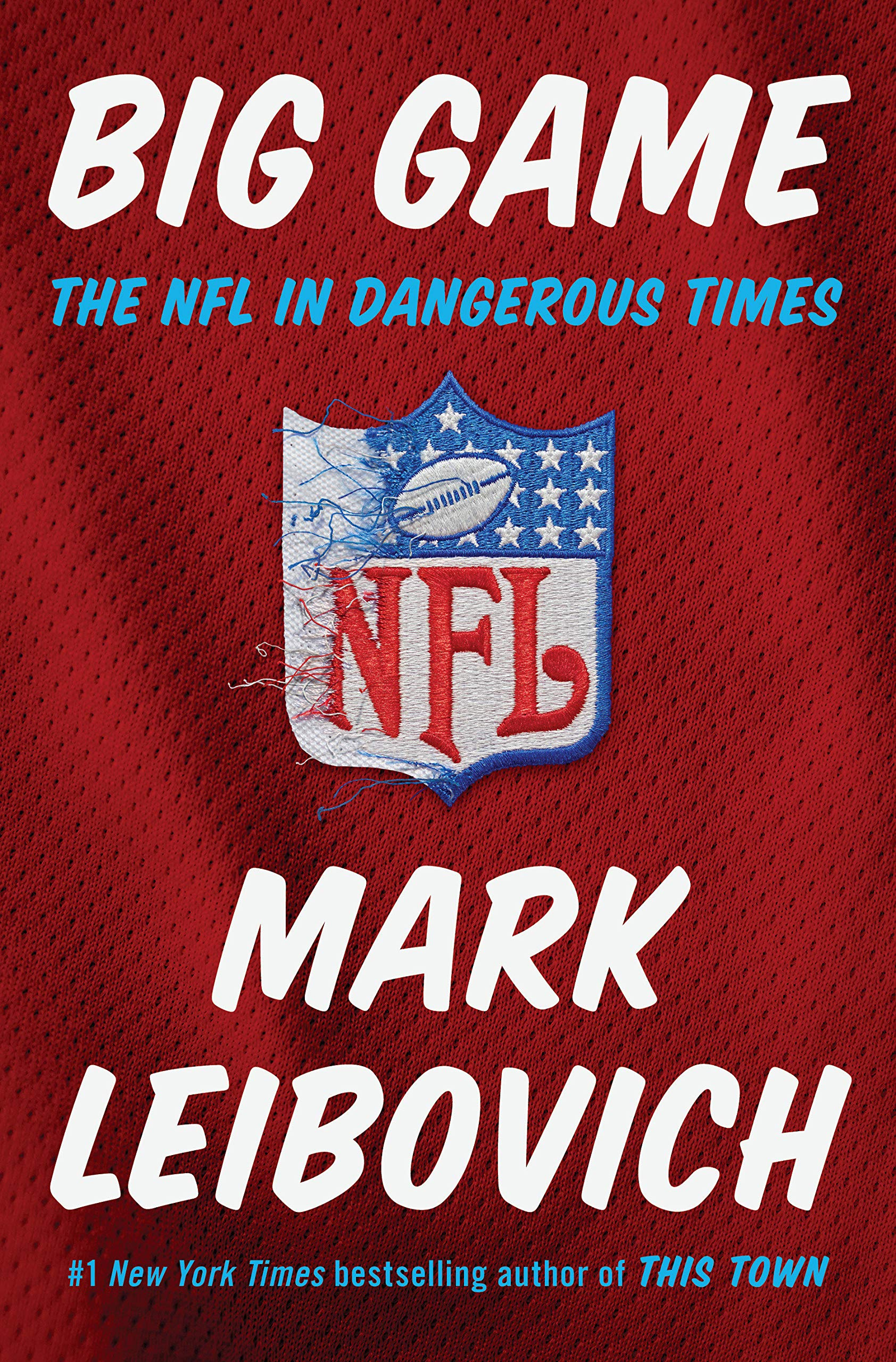 Amazon com: Big Game: The NFL in Dangerous Times