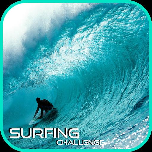 Wave Surfing Challenge (Freestyle Wave)