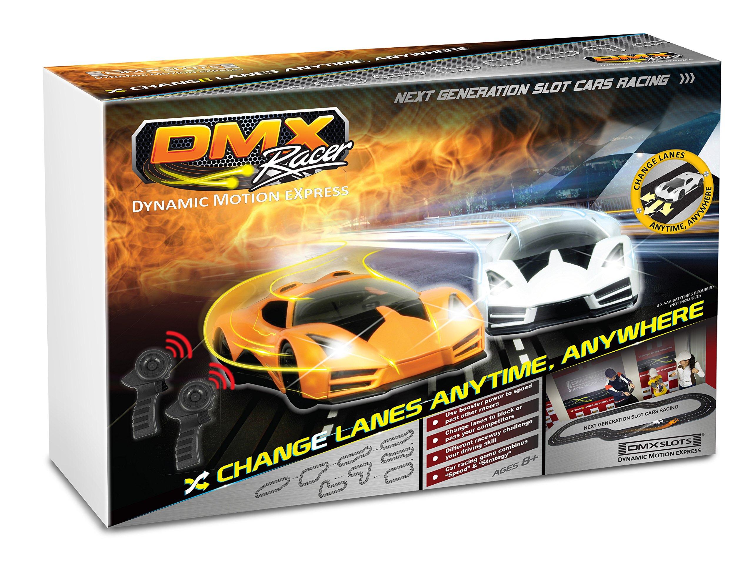 DMXSLOTS Racer G2 (Instant Speed Controller) Vehicle