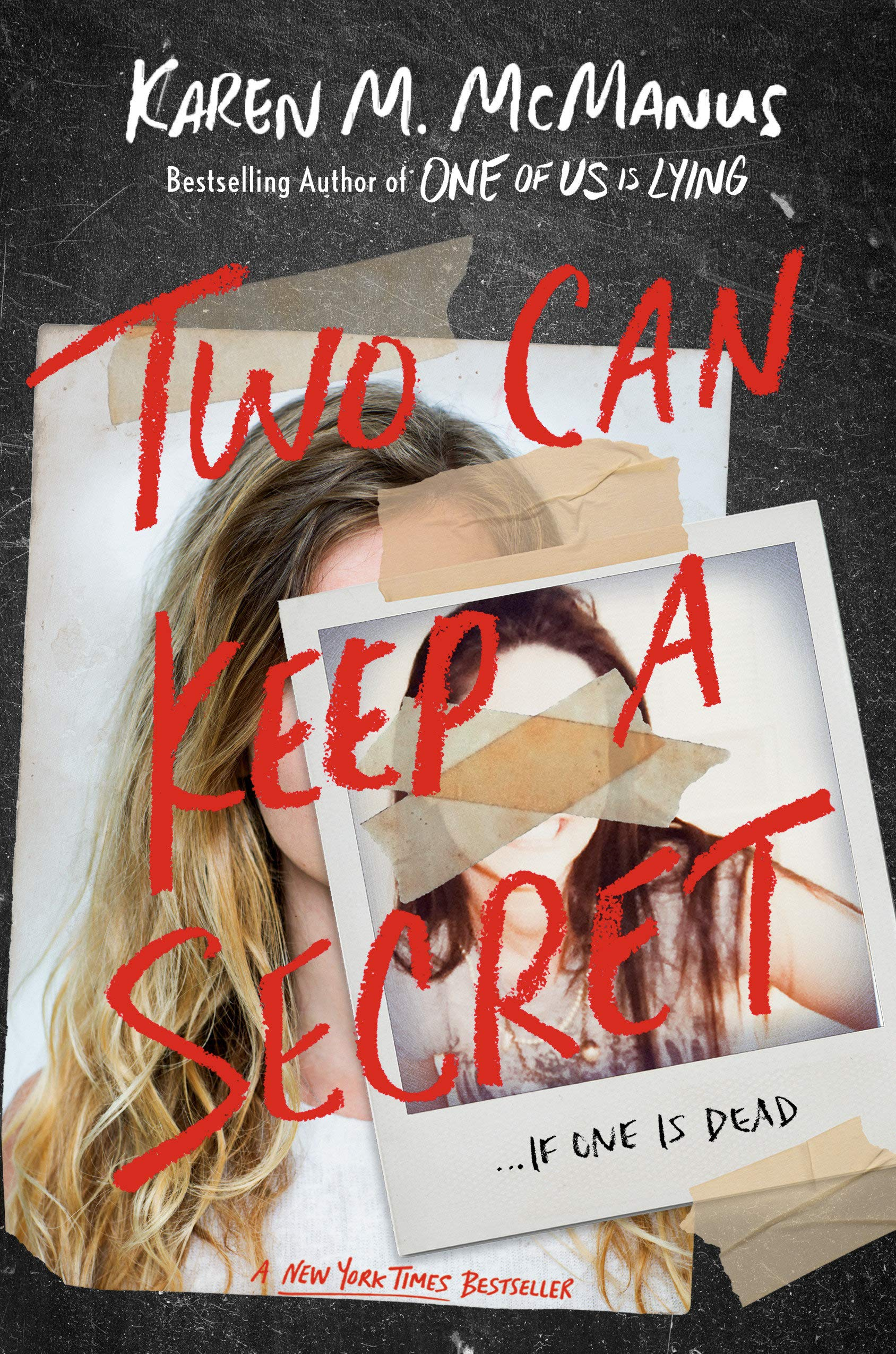 Amazon.com: Two Can Keep a Secret (9781524714727): McManus, Karen M.: Books