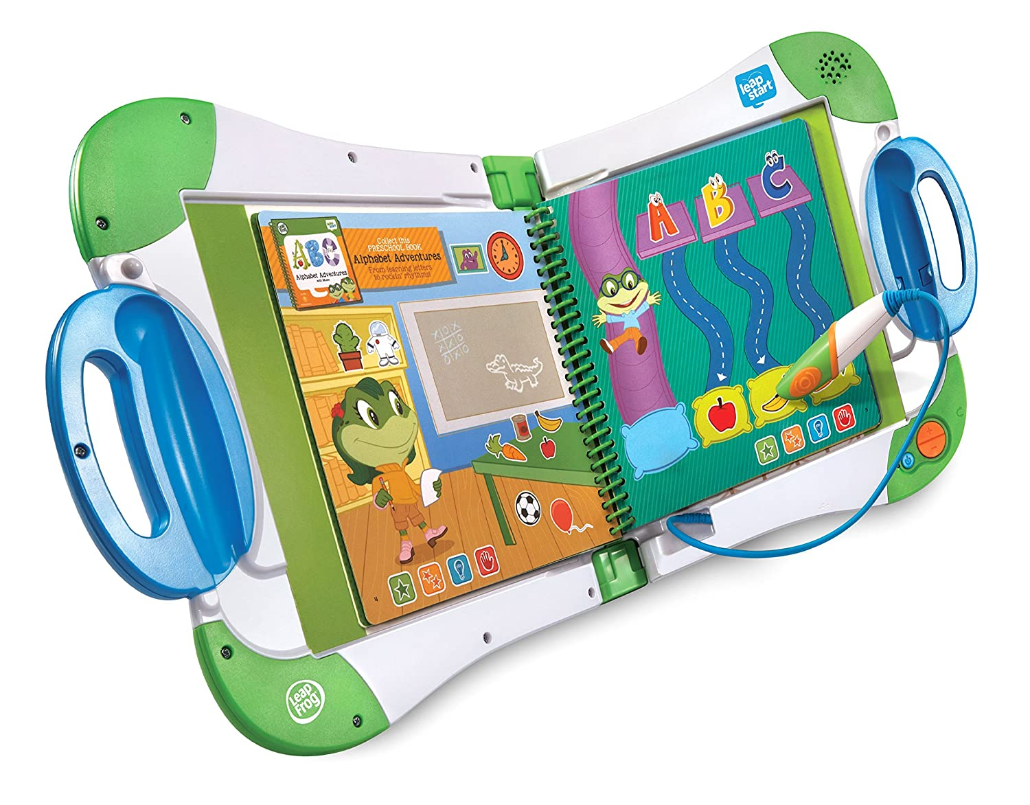 3322f4cc1f1 Buy Leapfrog Leap Start Preschool Interactive Learning System