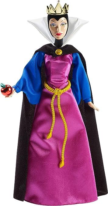 Amazon.es: Disney Princesas Muñeca La Reina Malvada (Mattel BDJ33 ...