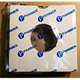 "Pack of 100 - 7"" White Card Record Sleeves / Masterbags"