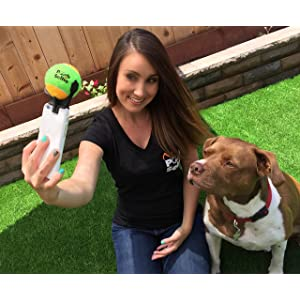 The Best Dog Selfies! Pooch Selfie: The Original Dog Selfie Stick