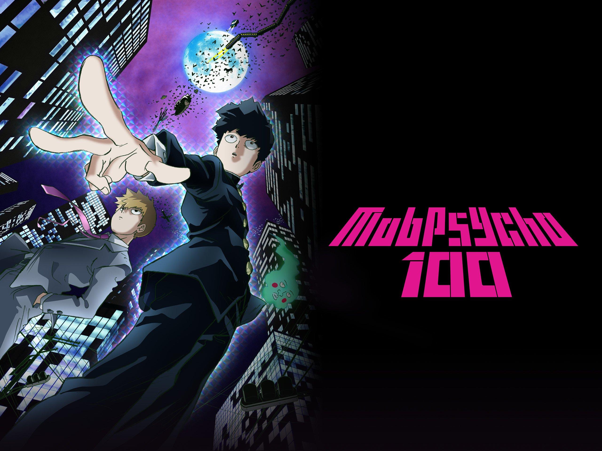 Amazon com: Watch Mob Psycho 100 | Prime Video
