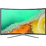Samsung K6379 123 cm (49 Zoll) Curved Fernseher (Full HD, Triple Tuner, Smart TV)