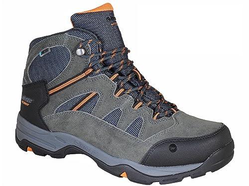 Hi Tec Mens Falcon Wide Fitting Waterproof Trail Boots 7W6DIUINS