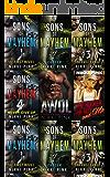 Nikki Pink Biker Romance 6 Book Collection: 6 Kickass Full Standalone Biker Romance Novels