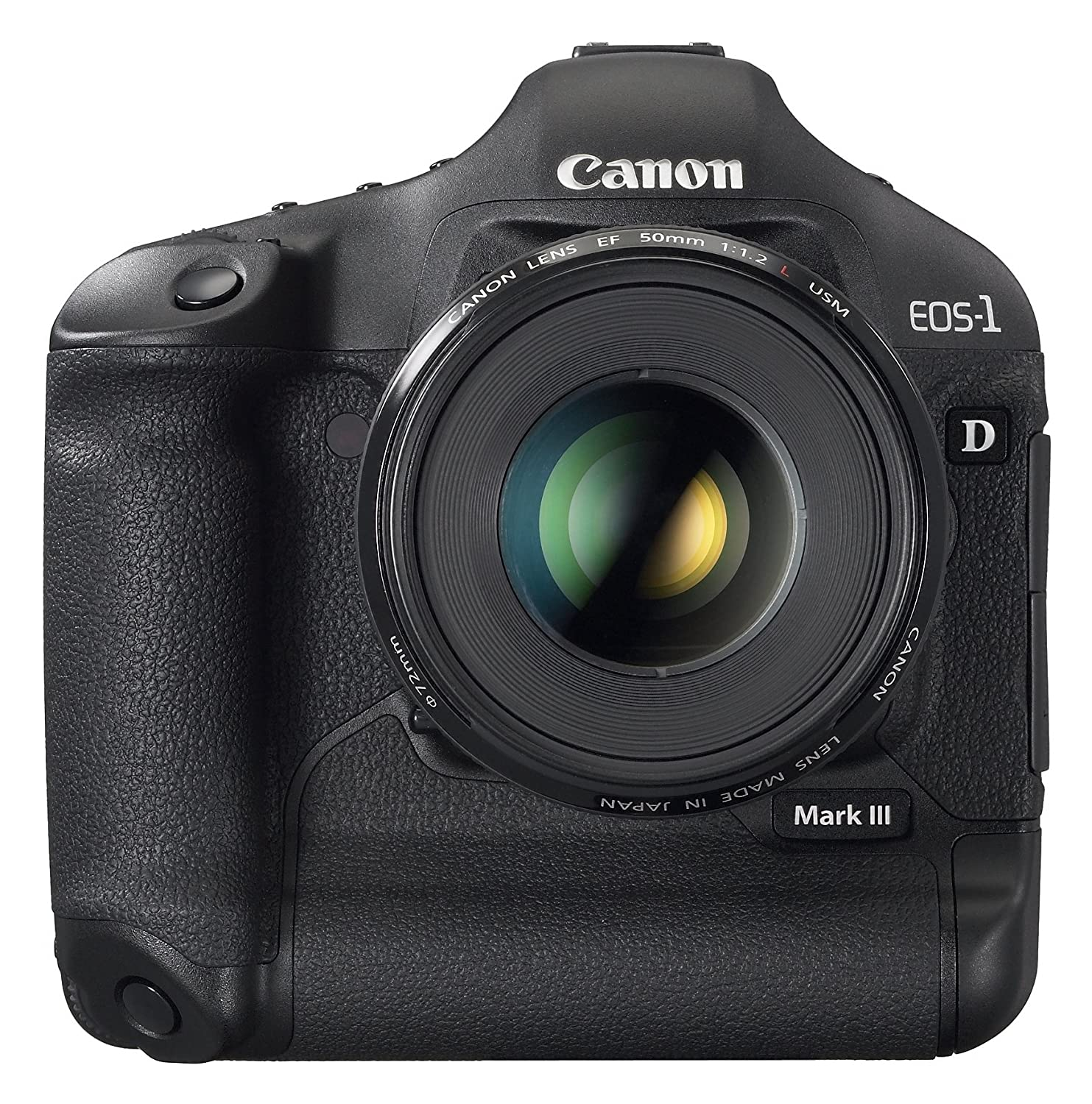 Amazon.com : Canon EOS 1D Mark III 10.1MP Digital SLR Camera (Body Only)  (Discontinued by Manufacturer) : Camera & Photo