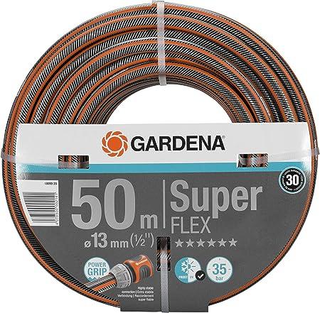 Amazon.com: Gardena 18099 Super Flex Manguera, 1/2
