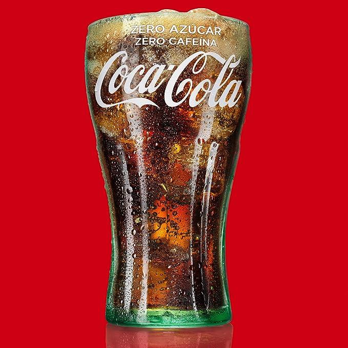 Coca-Cola - Zero Zero (Sin Cafeína), Lata 330 ml