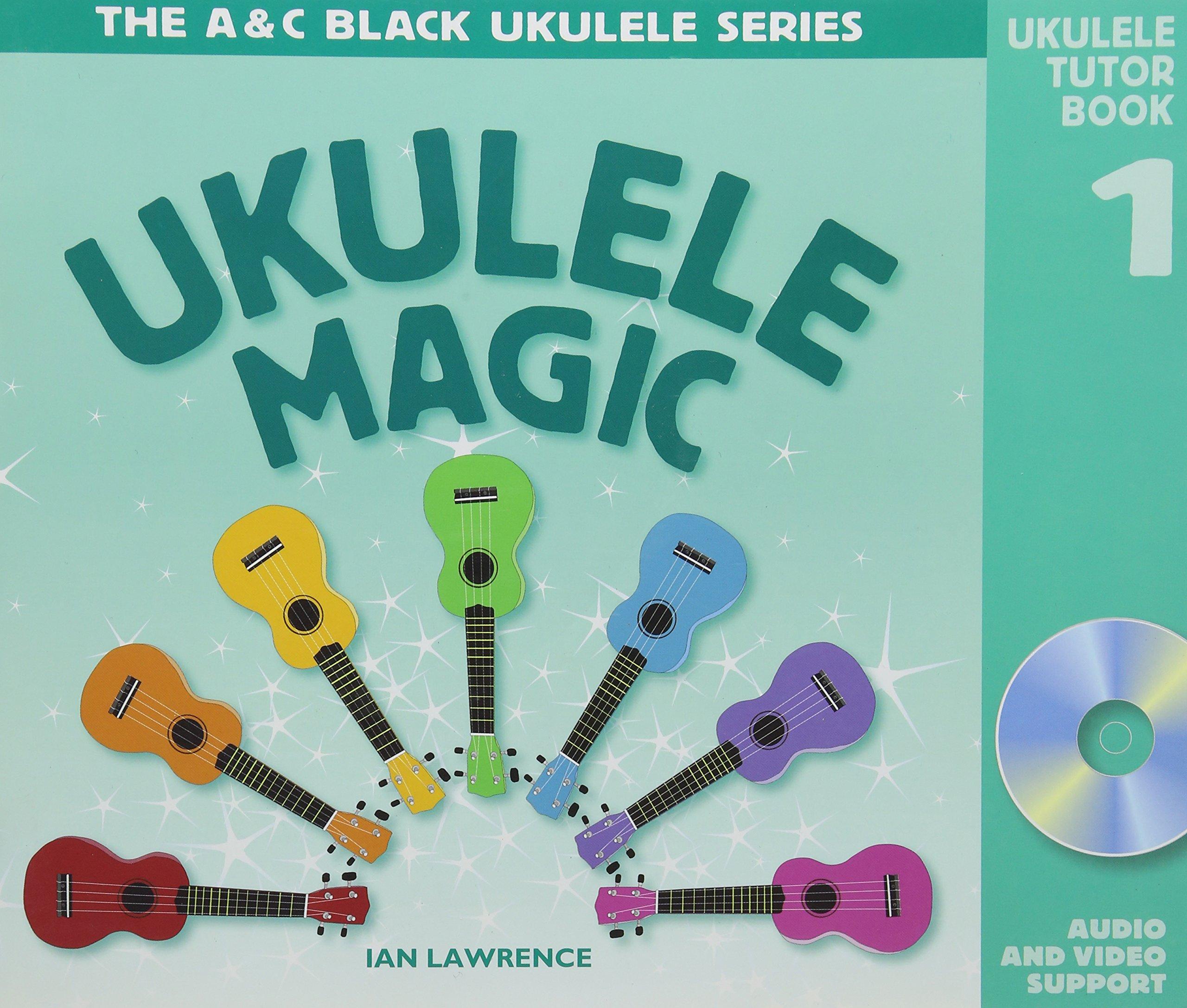 ukulele magic teachers book
