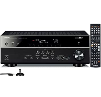 Yamaha RX-V475 5 1-Channel Network AV Receiver with Airplay