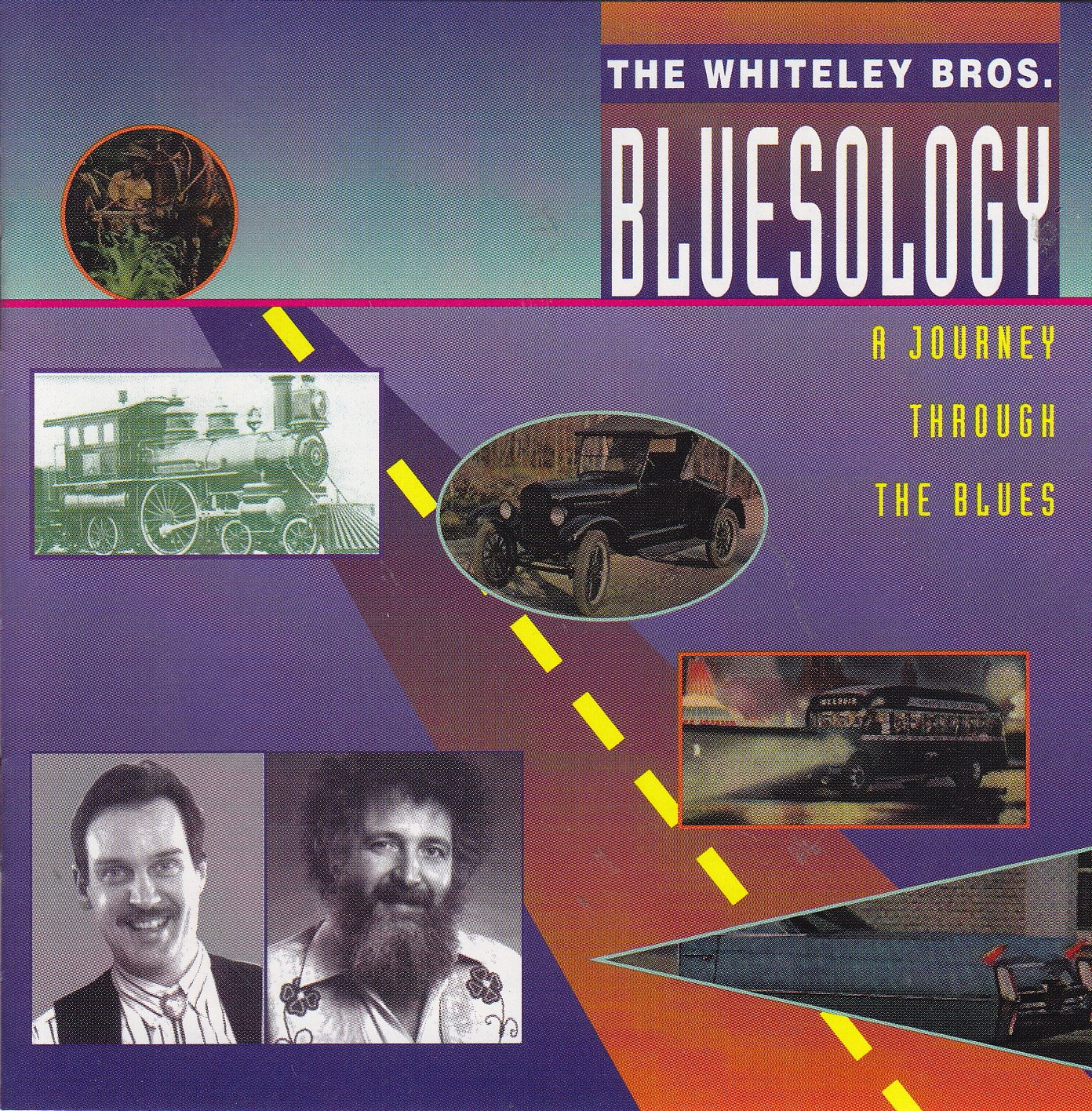 Bluesology: A Journey Through the Blues by Pyramid Records