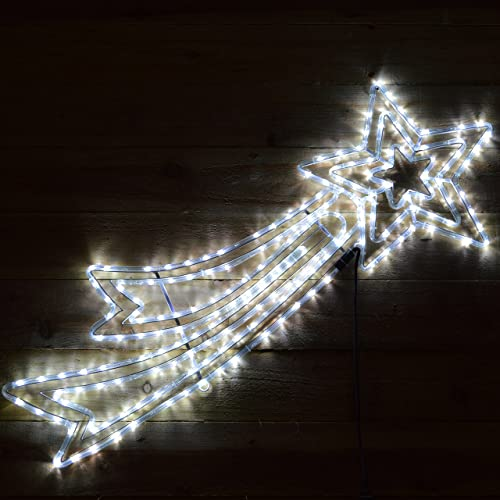 shooting star christmas lights amazon co uk