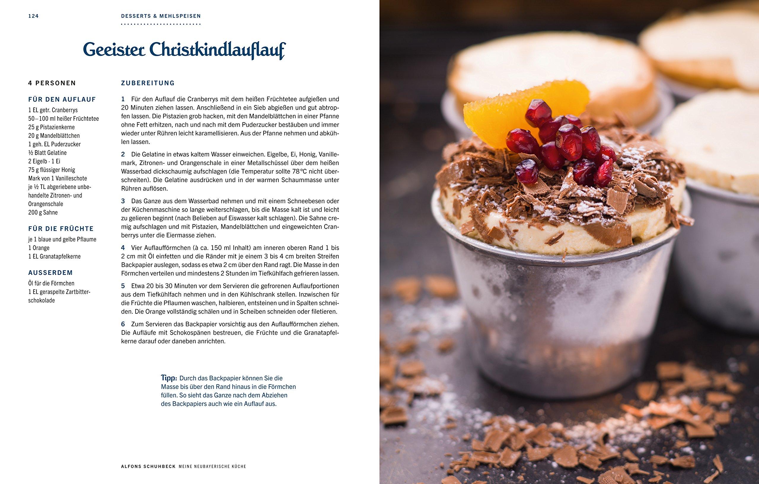 Meine neubayerische Küche: Klassiker modern interpretiert: Amazon.de ...