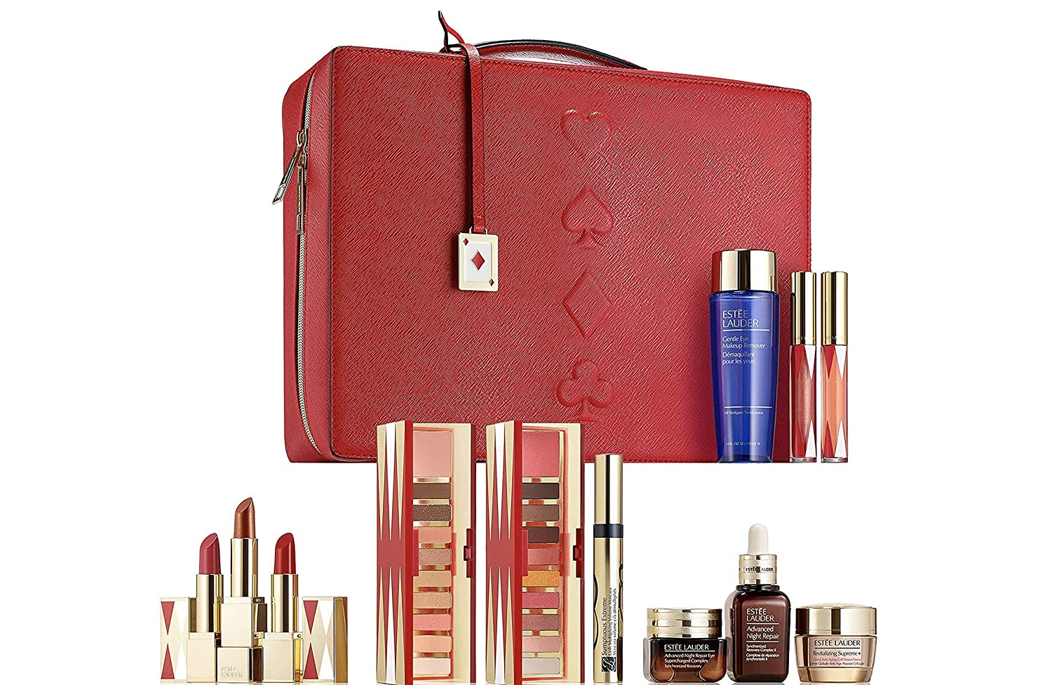Estee Lauder 2019 Holiday Blockbuster Gift Set $455+ Value Warm Color