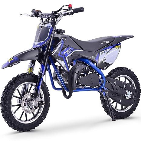 Renegade 50R Moto para niños, 49 cc, motocross