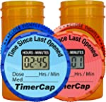 TimerCap Automatically Displays Time Since Last Opened - Built-in Stopwatch Smart
