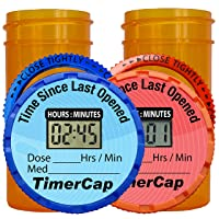 TimerCap Automatically Displays Time Since Last Opened - Built-in Stopwatch Smart...