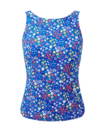 af948d05946 Cotton Traders Womens Casual Cotton Swimsuit: Amazon.co.uk: Clothing
