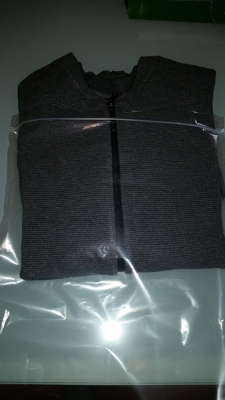 set buste per maglieria con chiusura 20 cm.33x40 + 20 cm.40x50