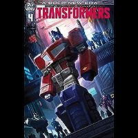 Transformers (2019-) #4 (English Edition)