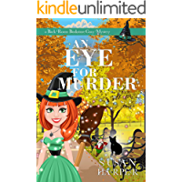 An Eye for Murder (Back Room Bookstore Cozy Mystery Book 5)