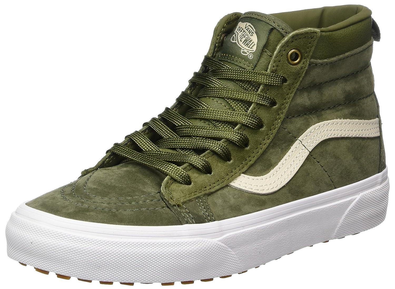 Vans Classic SK8-HI MTE Sneaker Skate Leater Winterboots Shoe B06Y2KYY5M 13 D(M) US|Winter Moss / Military