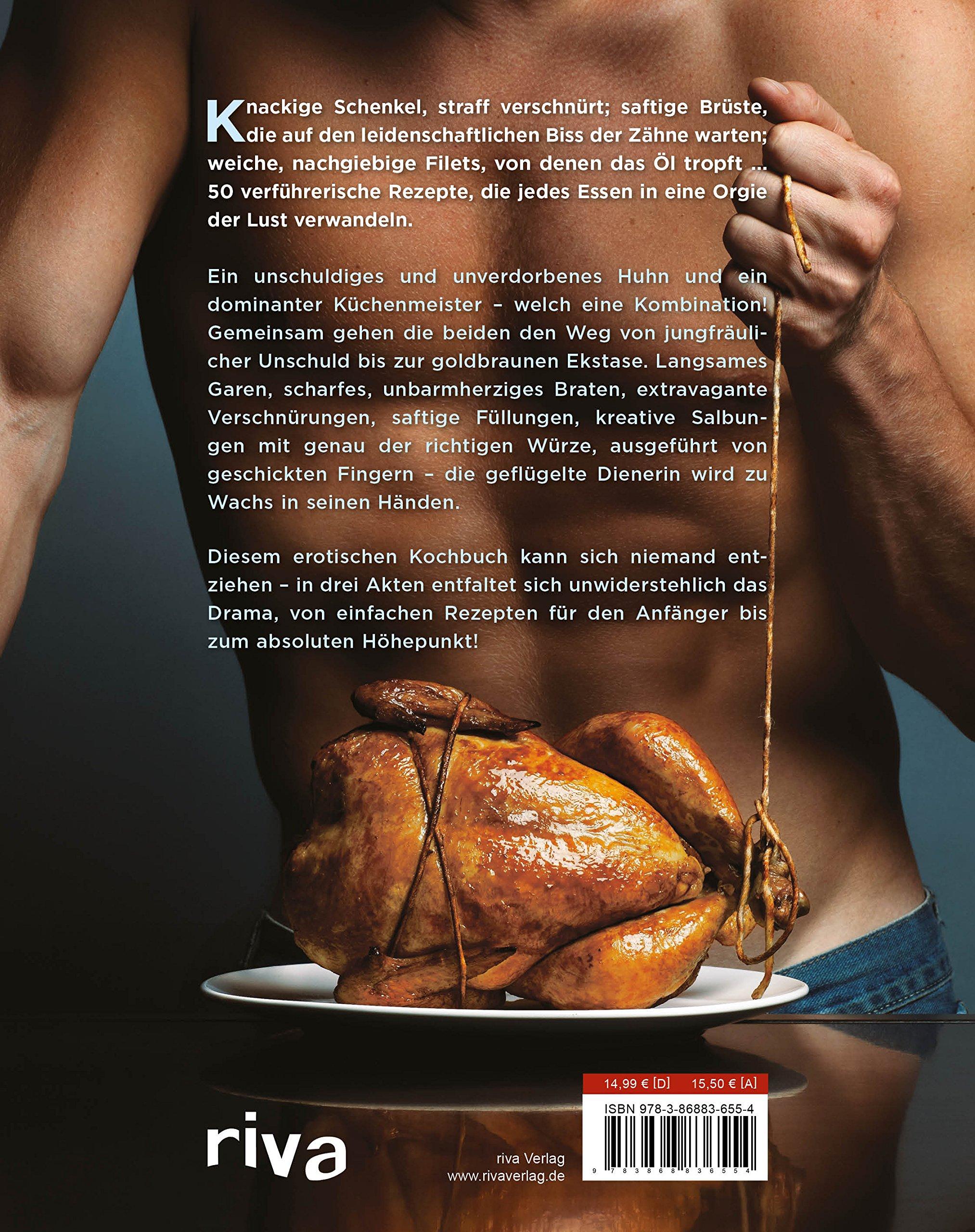 Fifty Shades Vom Huhn Ein Parodistisches Kochbuch Amazonde F L
