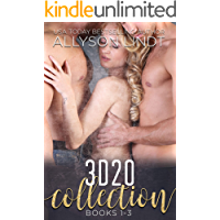3d20 Collection 1 (Books 1-3): A Ménage Romance Anthology