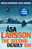 The Second Deadly Sin: Rebecka Martinsson: Arctic Murders – Now a Major TV Series