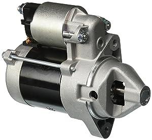 DB Electrical SND0287 Starter for John Deere 175 240 GS25 GS30 GS45 HD45 LX172 LX176 /Kawasaki Various Models FC400V FC401V FC420V /Kubota T1460-40 A B, T1560-40 GH410V GH420V /12498-63010/21163-2073