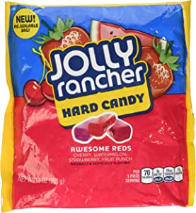 Jolly Rancher Awesome Reds Hard Candy, 13-Ounce 2 Pack